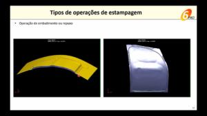 Introdução ao Processo de Estampagem e Leitura de Relatórios de Simulação - Curso Online Sixpro
